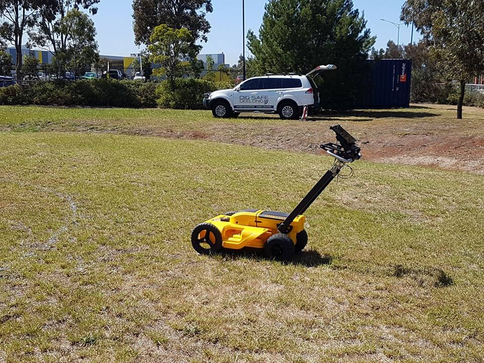 Dig Safe Geelong - Ground Penetrating Radar - Victoria