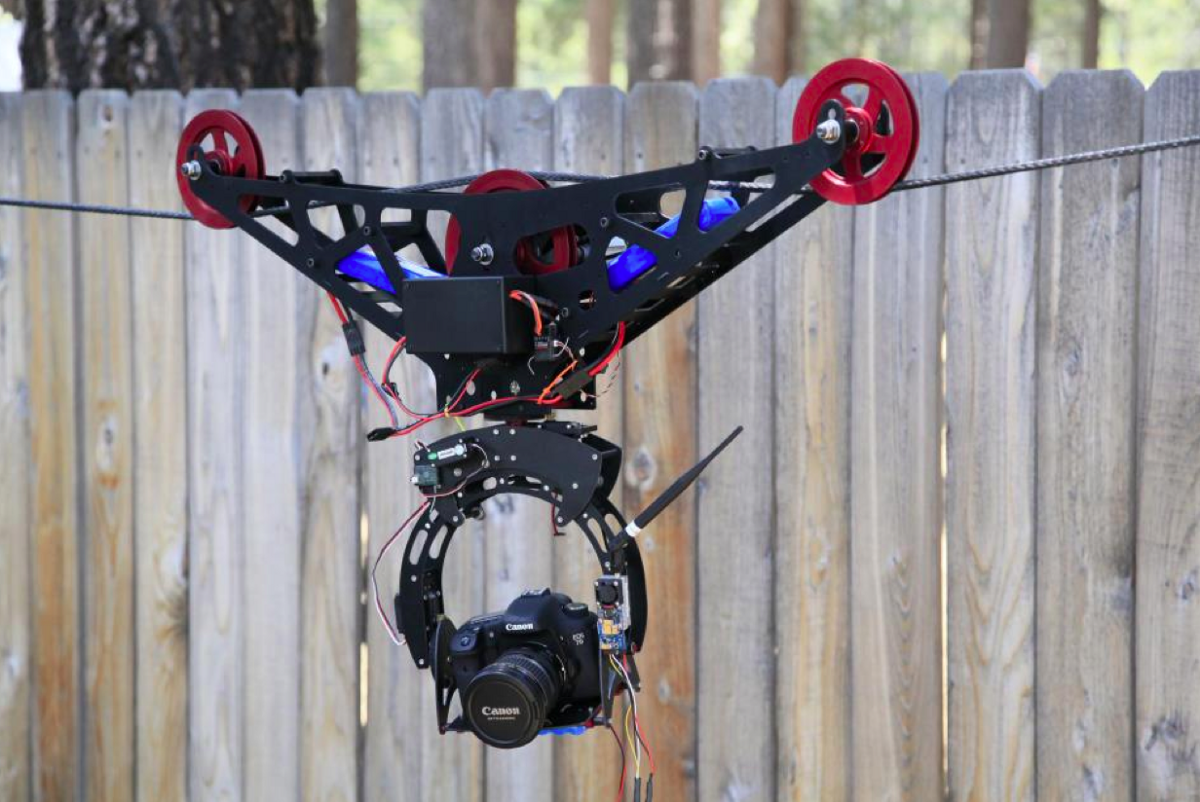 Minimize vibrations with a gimbal or an alternative device.