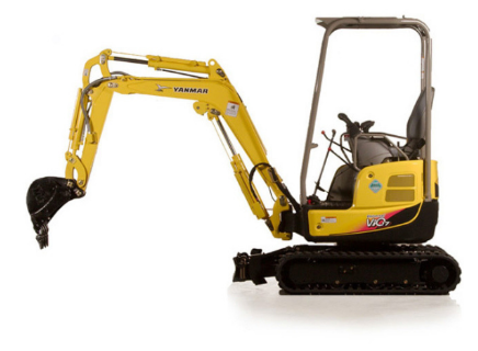 Wombat Hire 1.7 tonne Mini Excavator Hire
