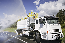 STG Global 13000L water trucks for sale