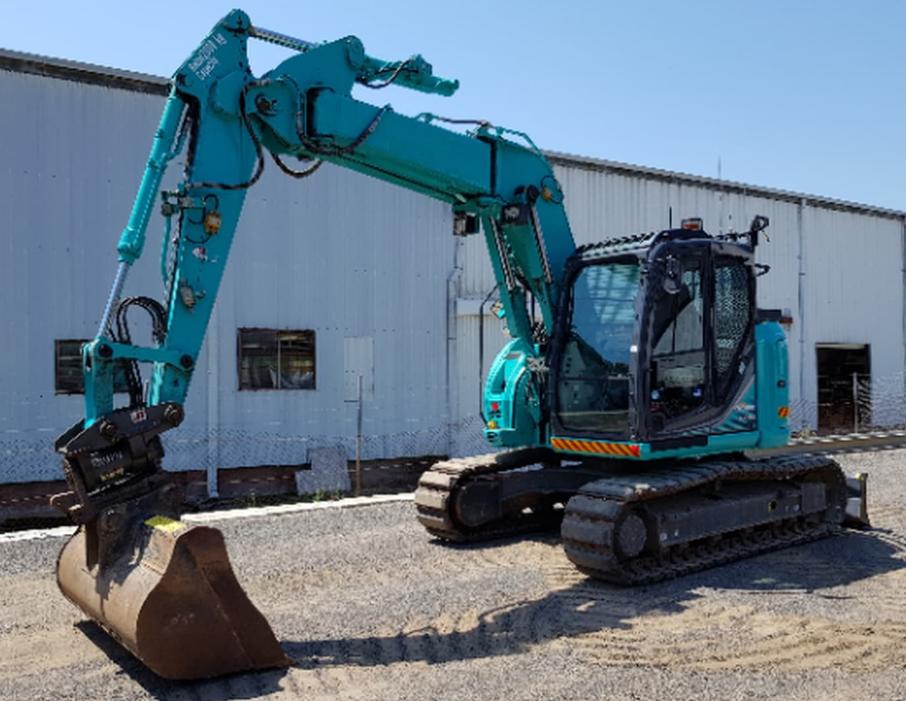 Wombat Hire 14 tonne Excavator Hire