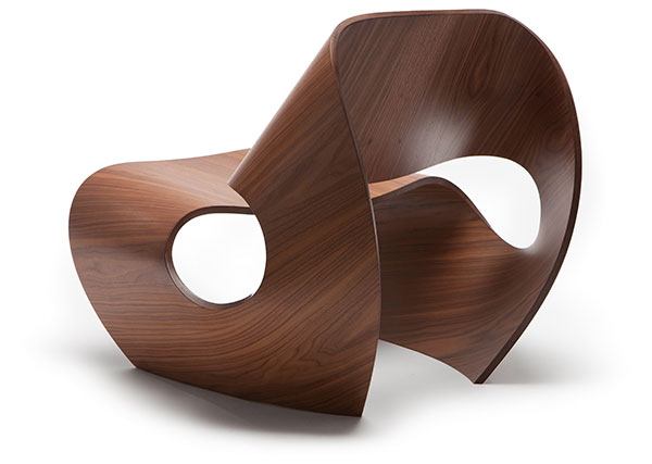 Cowrie chair by Made In Ratio on TheModernist.House