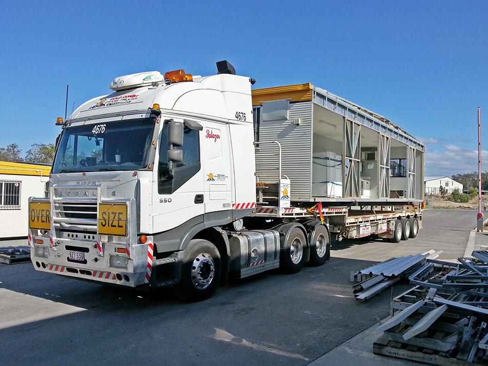 Gold Coast Crane Trucks Salazar Crane Nerang
