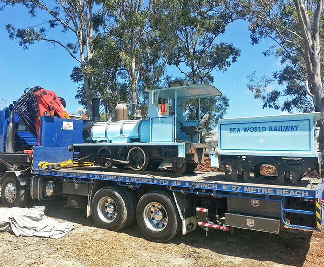 goldcoastcranehire-jester-truck-transport-material-haulage Gold Coast