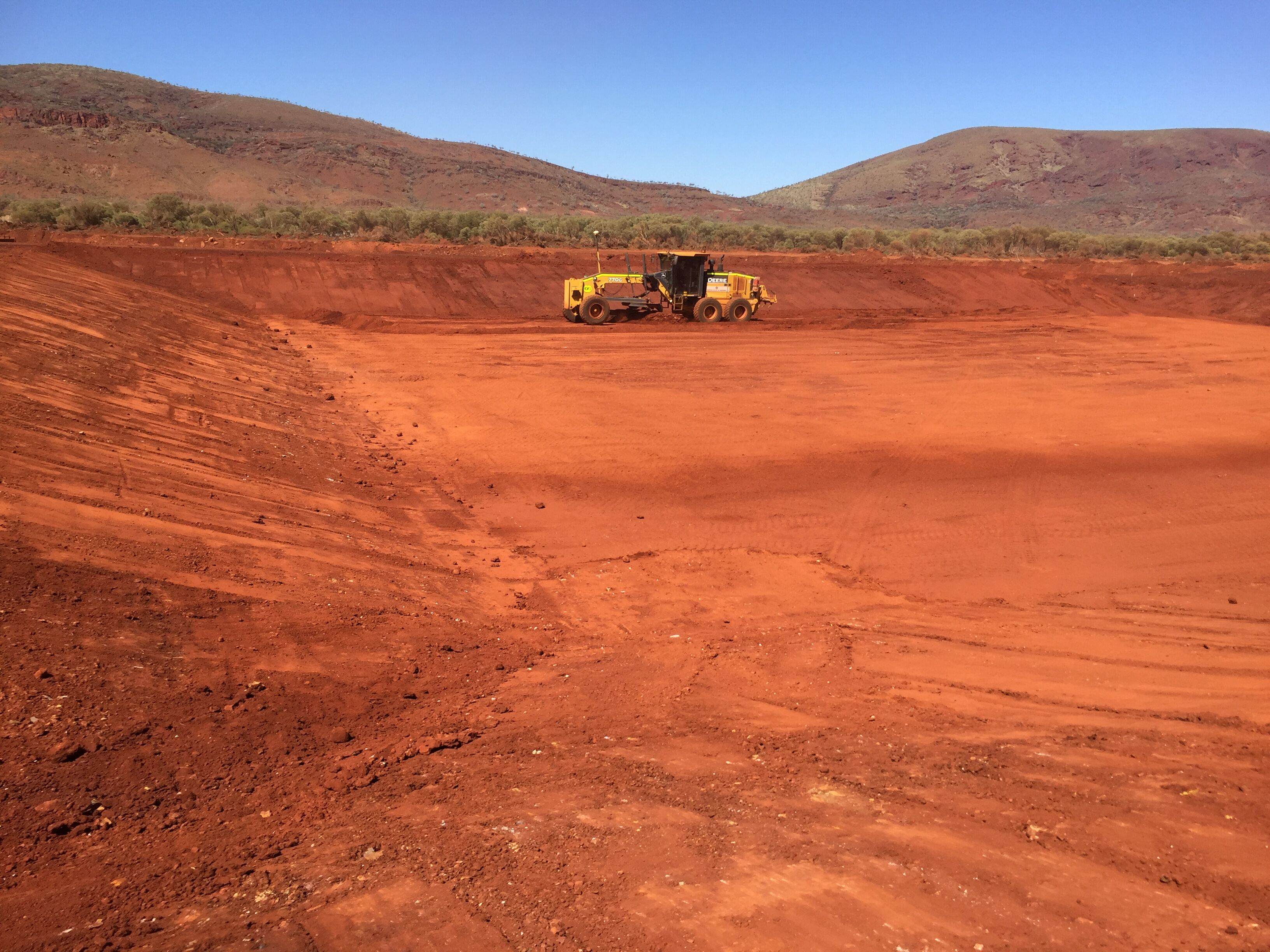 Hicks Civil and Mining Dozer Hire Pilbara