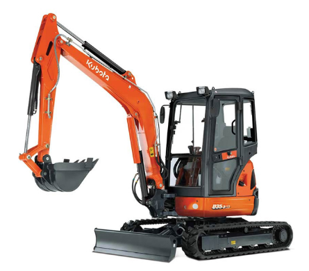 Wombat Hire Excavator Hire options
