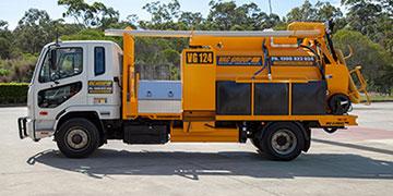 3000L Vac Truck Hire Ormeau VAC Group