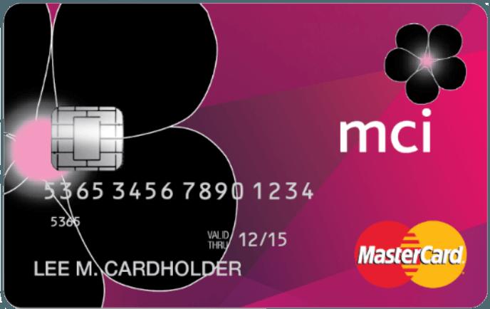 iChoose Fully Branded Visa card