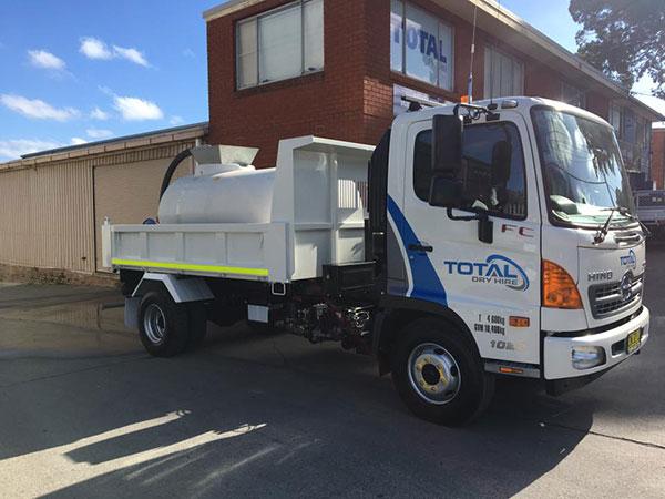 5000L watercart