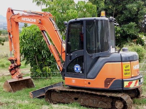 Excavator Hire and Mini Digger Hire