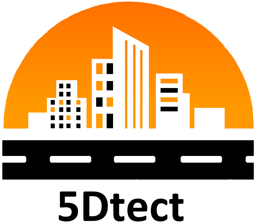 5Dtect Logo