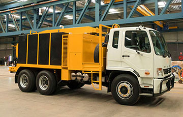 6000L Vacuum Excavator for hire Ormeau VAC Group