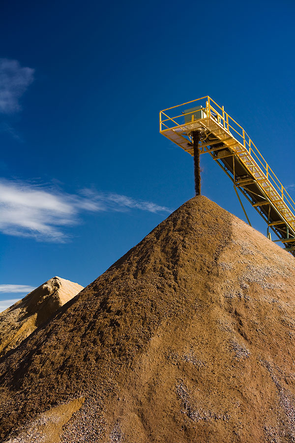 A-P-Delaney-Quarrying-Screening-Stockpile-quarrying-albury