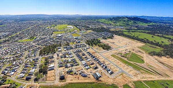 A-P-Delaney-Wodonga-Aerials-White-Box-Subdivision-Albury