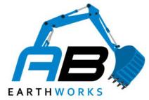 AB Earthworks Logo