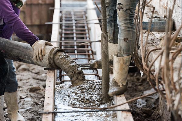 Advance Concrete Line Pumping