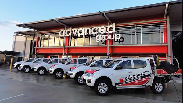 Advanced-Group-Head-office-fleet-service-utes