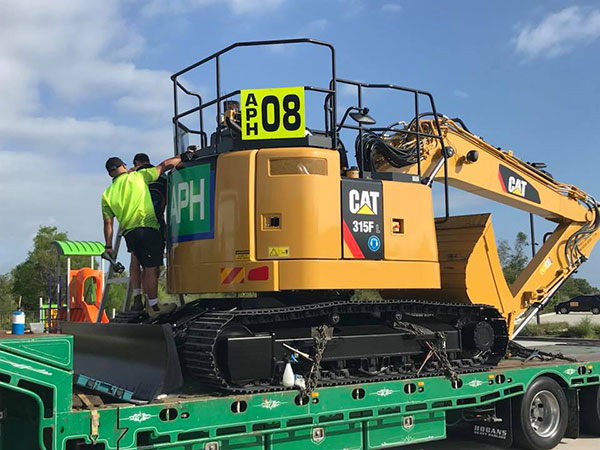 Advanced-Plant-Hire-CAT-315F-Excavator-Kempsey