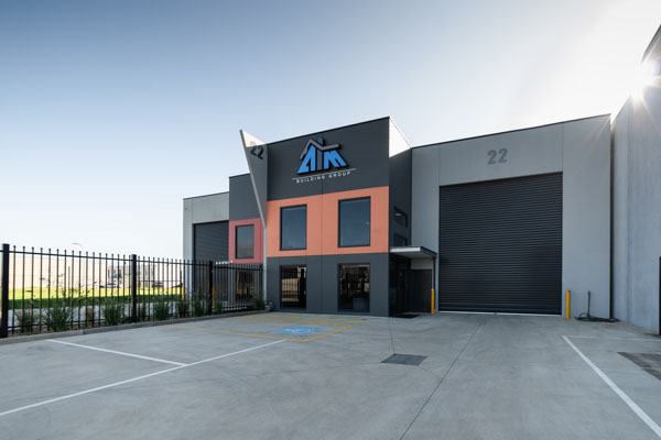 AIM Building Group entry