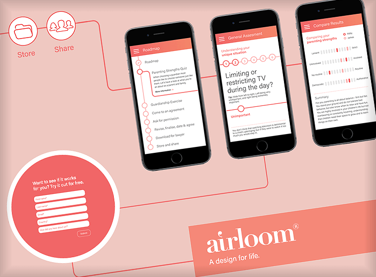 Airloom Website