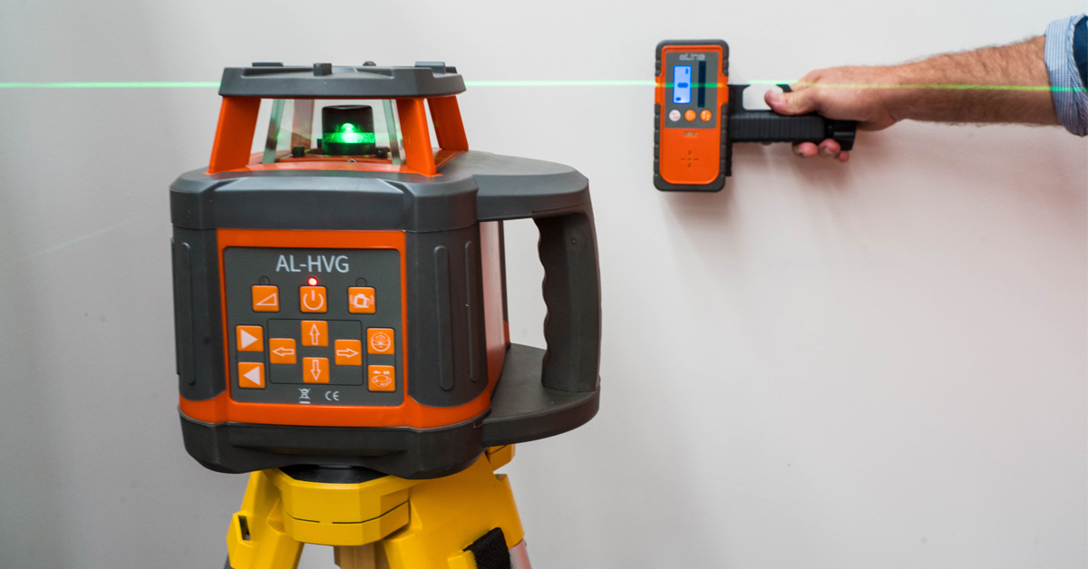How does a laser level work | Aline Lasers