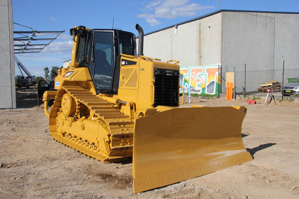 All-Dunn-Excavations-dozer-hire Sydney