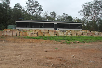 All-Dunn-Excavations-retaining-wall-construction Newcastle