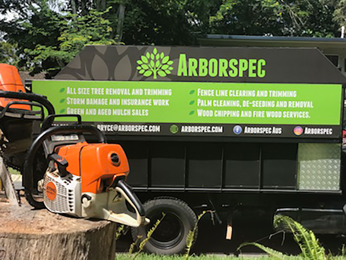 Arborspec - Tree Surgeon, Arborist and Garden Maintenance - Brisbane