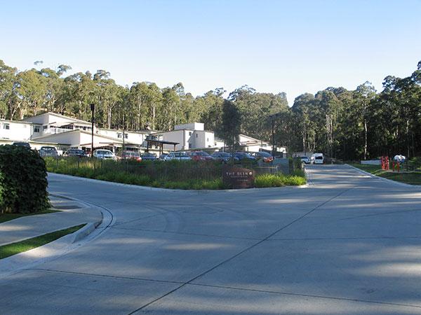 Armpell-Civil-The-Glen-Carpark-construction-Batemans-Bay