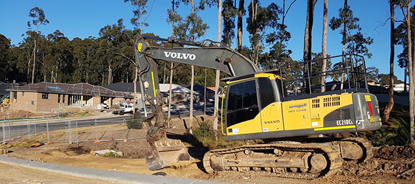 Armpell-Civil-Volvo-EC210-Excavator-Batemans-Bay