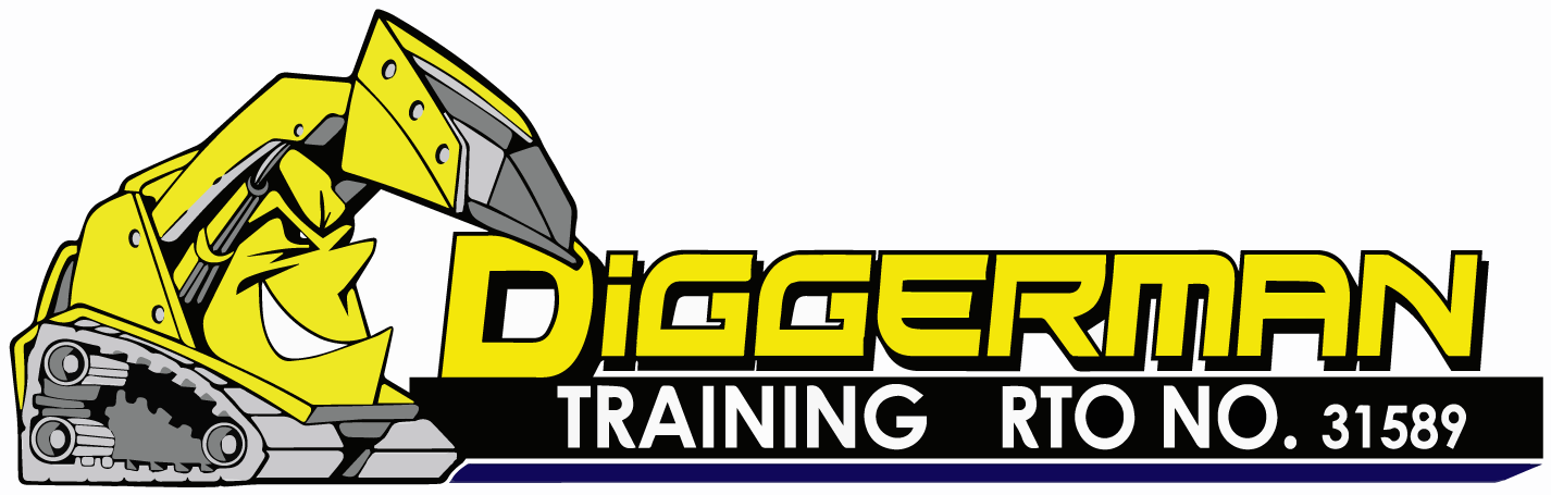 Diggerman Training Logo