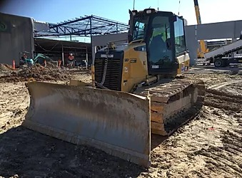 Attcall Civil Contractors Dozer Hire options