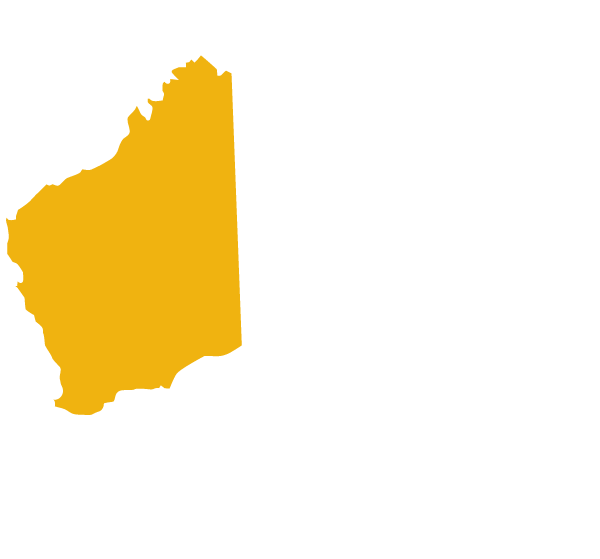 Australia-Map-White-Outline-WA
