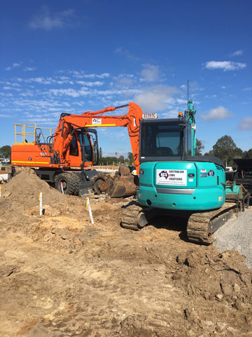 Australian-Civil-Solutions-excavator-hire