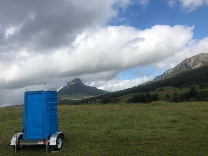 Private Property Camping Ground in the Scenic Rim
