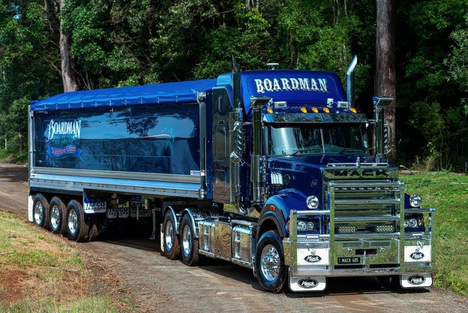 Boardman Sand And Gravel - Truck And Dog Hire 20 - Sunshine Coast