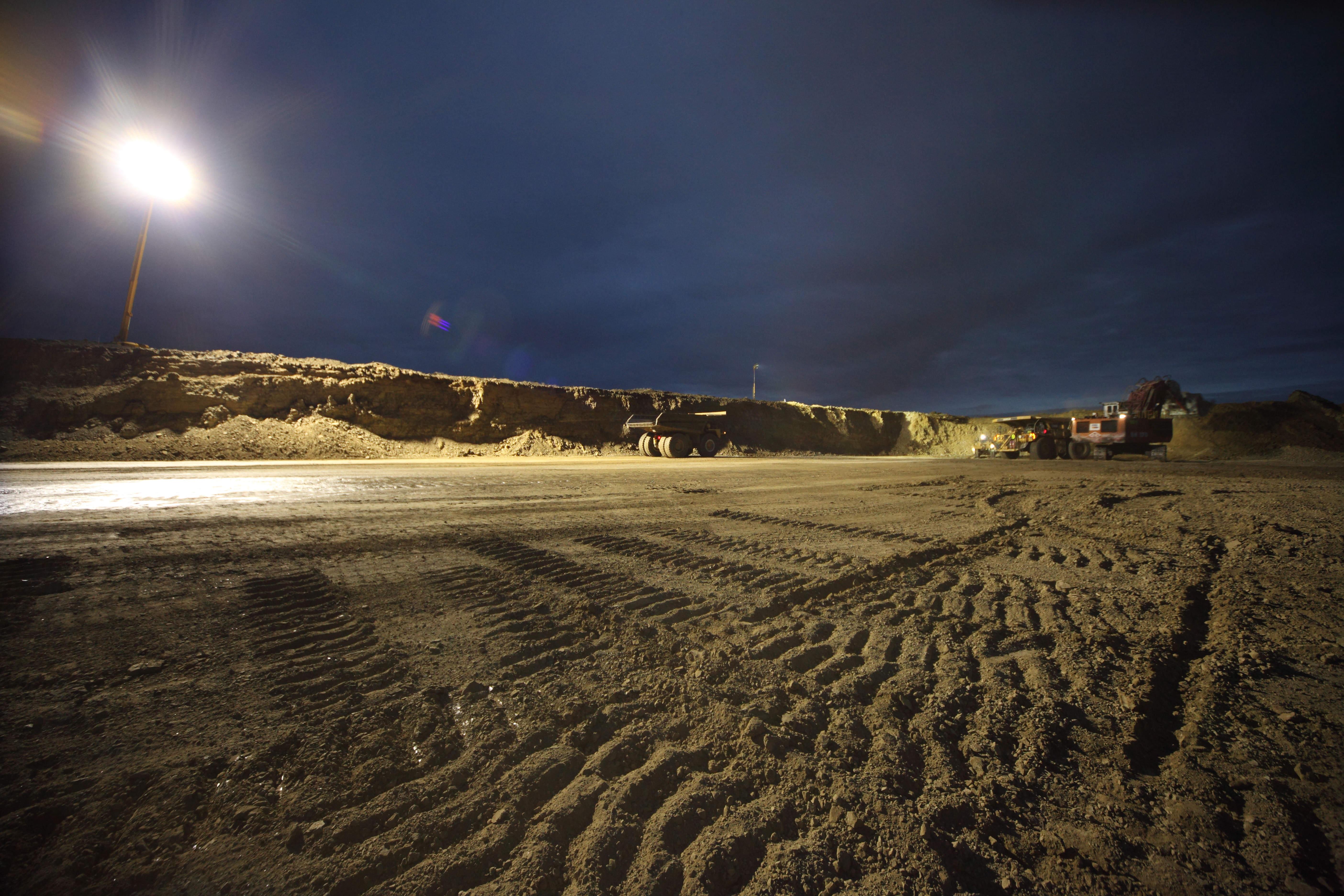 Site Light Rentals Mining Site Lighting Tower Hire