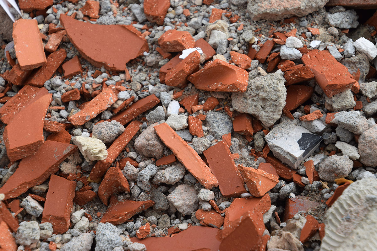 Building Materials Waste