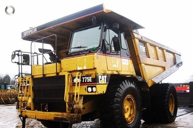 Burns Equipment Group 775E Tipper