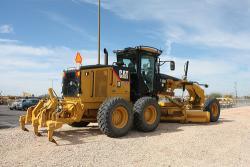 Burns Equipment Group caterpillar-140m-grader