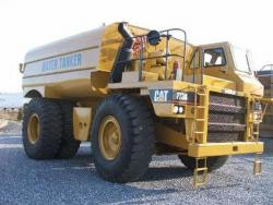 Burns Equipment Group caterpillar-773b-watercart