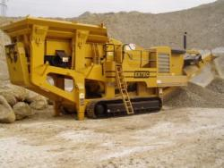 Burns Equipment Group extec-c12-crusher