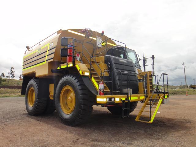Burns Equipment Group watercart-hire