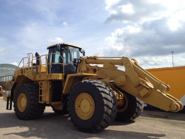 Burns Equipment Group wheelloader-hire