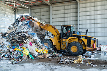 Byrne-Resources-Group-front-loader-recycling