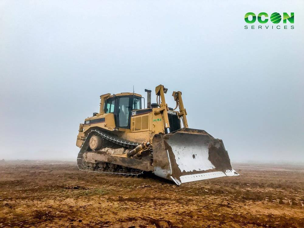 OCON Services D6R CAT Dozer