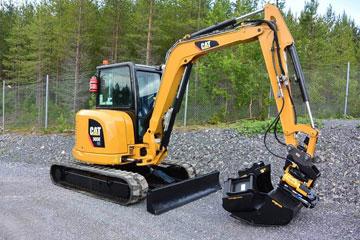 CAT-excavator-hire-305E