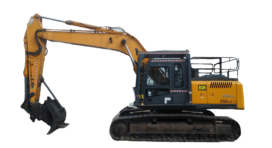 CEG-Rentals-Excavator-Grab-Claw-Attachment-Newcastle