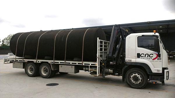 CNC-Cartage-Transport-Solutions-Crane-Truck-Hire-Narangba-2