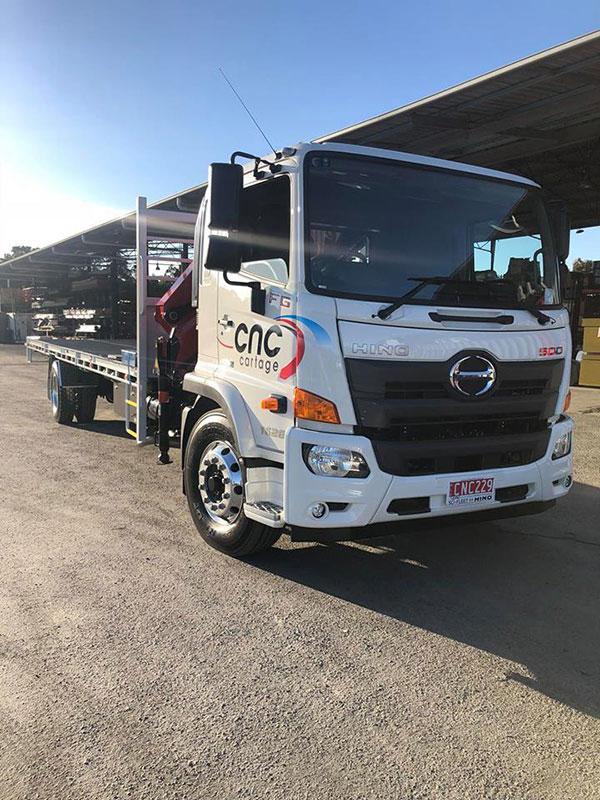 CNC-Cartage-Transport-Solutions-Flat-Bed-Crane-Truck-Hire-Narangba-17